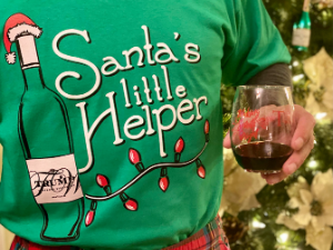 T-Shirt: Santa's Helper