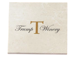 Trump Winery Trivet