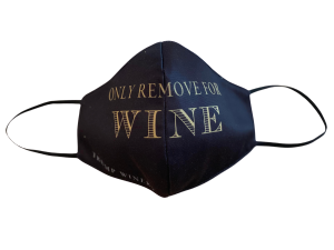 Trump Winery Face Mask