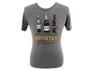 T-Shirt: Important Choices