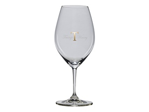Riedel Gold T Red Wine Glass