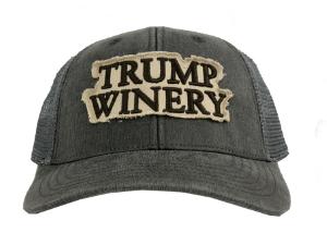 Hat - Vintage Embroidered